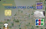 TOSHIBA STORE CARD